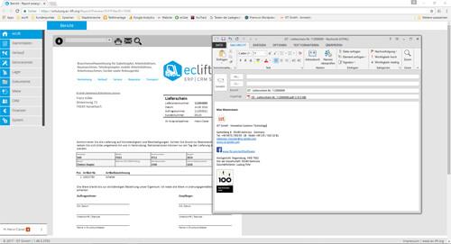Outlook-Integration